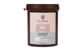 Sugaring Paste GLORIA CLASSIC soft 800g